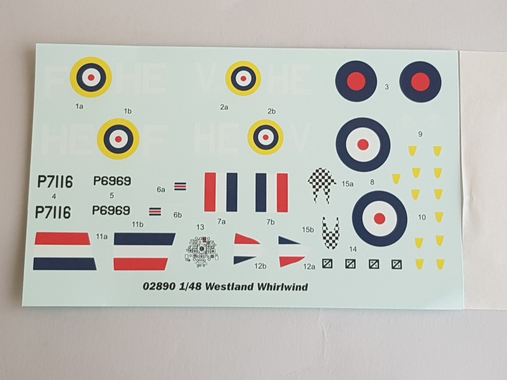 Westland Whirlwind (Trumpeter 1/48, et un peu d'Eduard)... - Page 2 Whirlw17