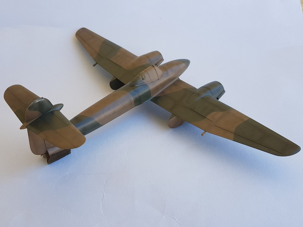 Westland Whirlwind (Trumpeter 1/48, et un peu d'Eduard)... - Page 2 Whirlw30