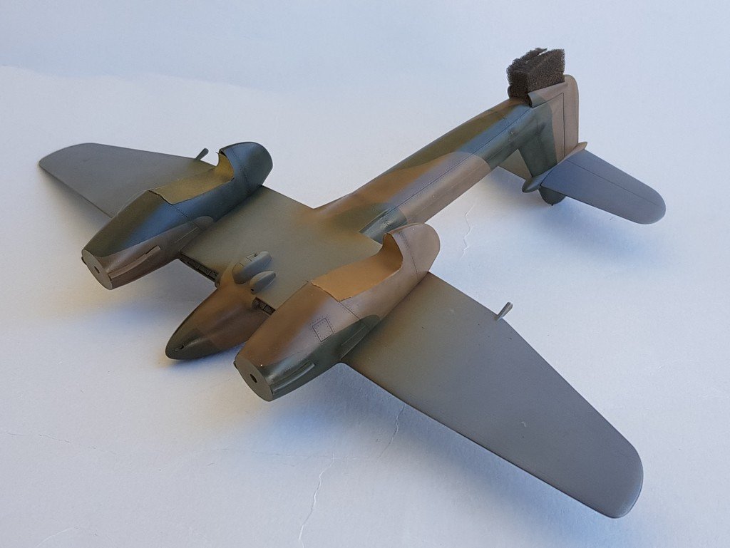 Westland Whirlwind (Trumpeter 1/48, et un peu d'Eduard)... - Page 2 Whirlw33