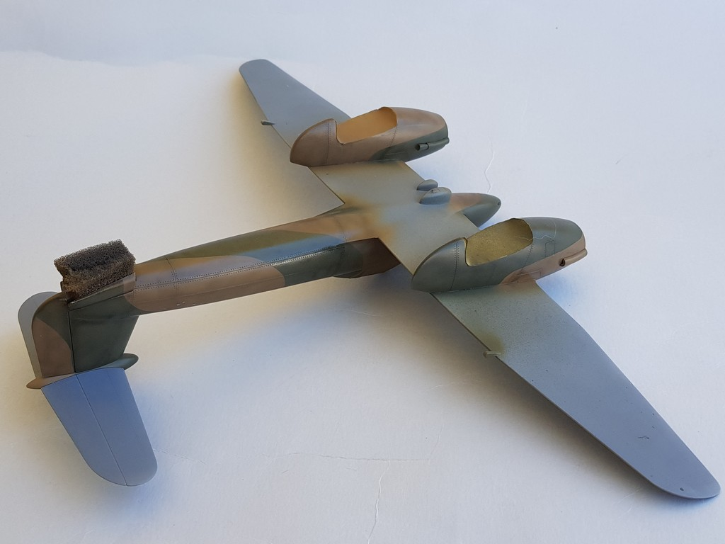 Westland Whirlwind (Trumpeter 1/48, et un peu d'Eduard)... - Page 2 Whirlw34