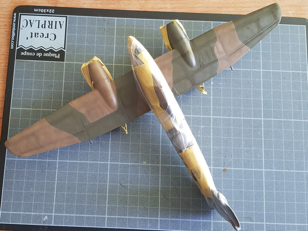 Westland Whirlwind (Trumpeter 1/48, et un peu d'Eduard)... - Page 2 Whirlw36
