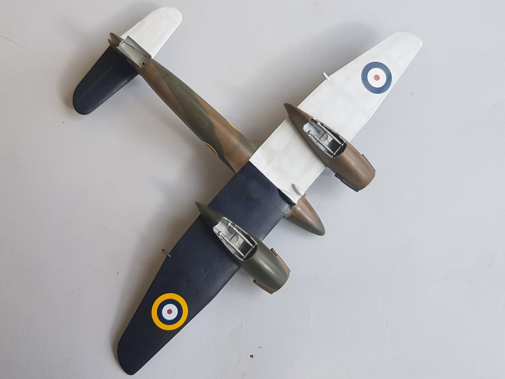 Westland Whirlwind (Trumpeter 1/48, et un peu d'Eduard)... - Page 3 Whirlw42