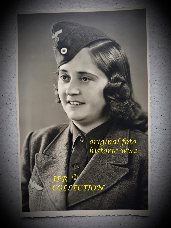 Portraits de femmes sous l uniforme allemand  20191211