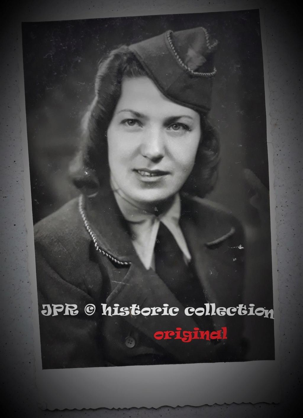 Portraits de femmes sous l uniforme allemand  20191215