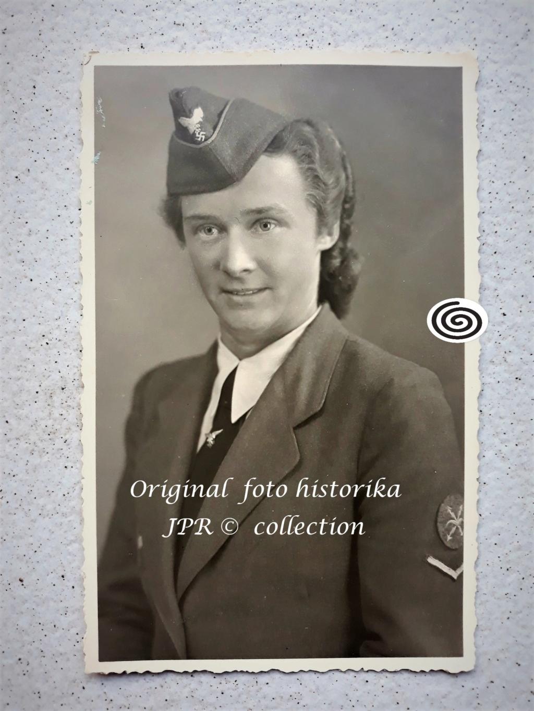 Portraits de femmes sous l uniforme allemand  20191219