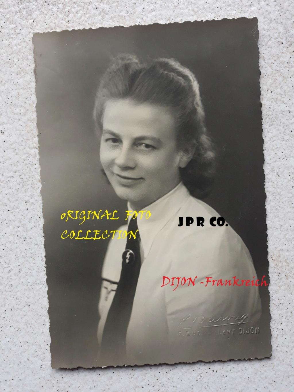 Portraits de femmes sous l uniforme allemand  20191220