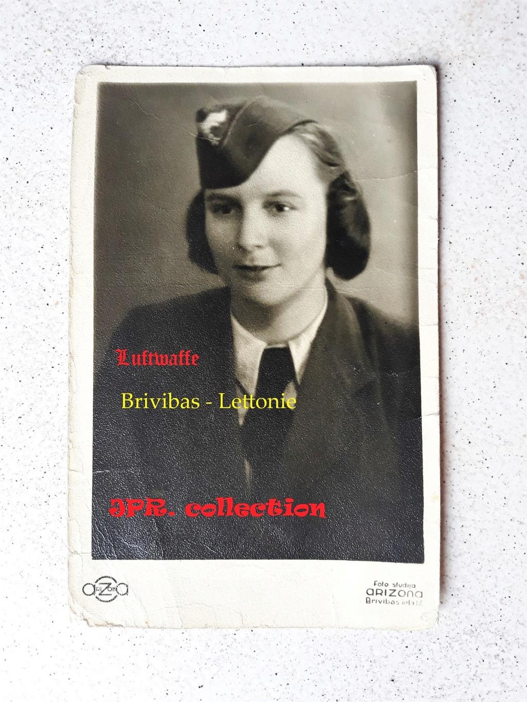 Portraits de femmes sous l uniforme allemand  20200119