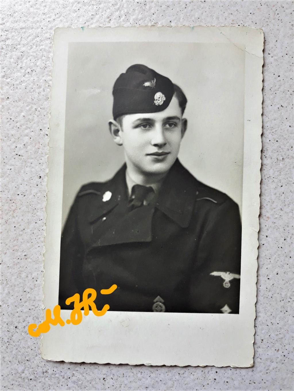 portrait Panzerdivision Totenkopf Inked253