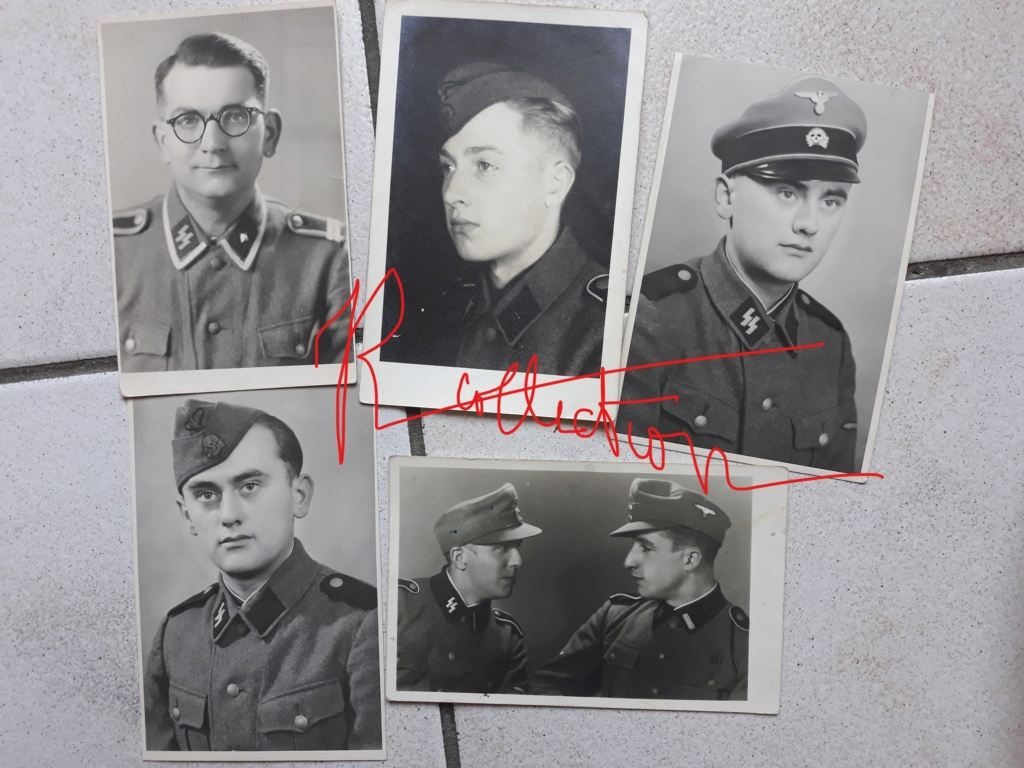 Le 3. Reich devant l' objectif Inked284