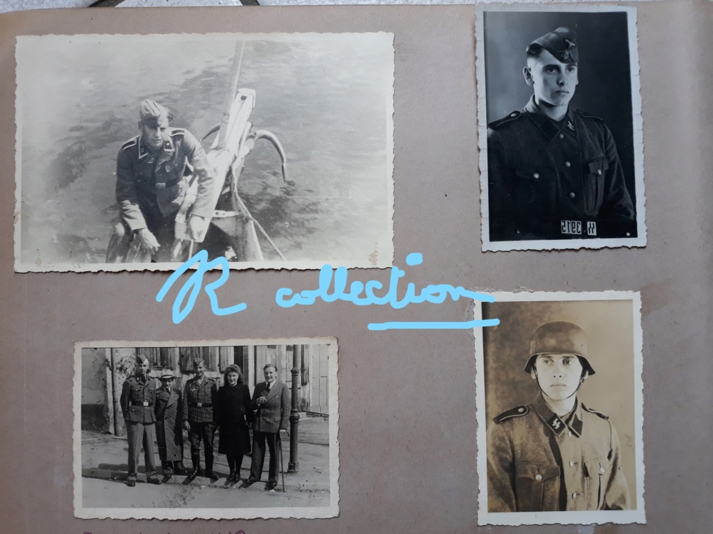 Le 3. Reich devant l' objectif Inked293