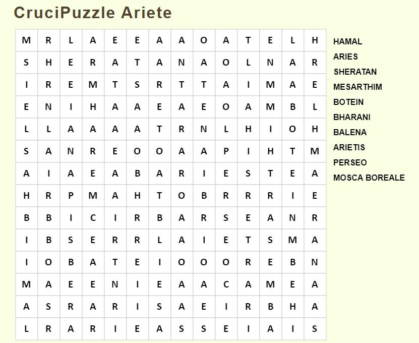 [HLF GAME] Missione Costellazioni: CruciPuzzle Ariete! Ariete10