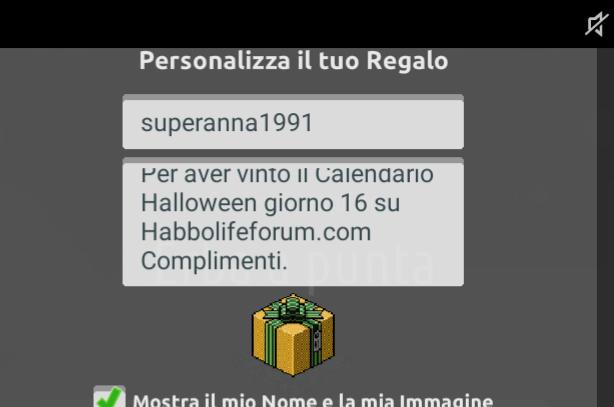[CALENDARIO] Halloween: Esito giorno 16! Img_2225