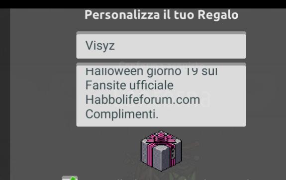 [CALENDARIO] Halloween: Esito giorno 19! Img_2226
