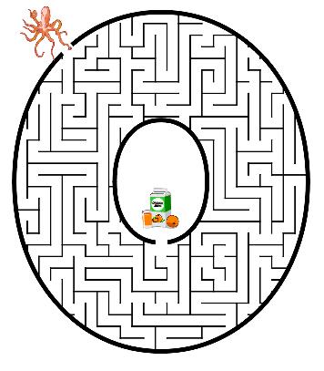 [SPECIAL GAME] Missione: Labirinto e traccia la strada! Labiri16