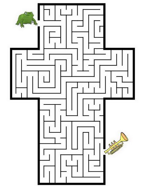 [SPECIAL GAME] Missione: Labirinto e Cruciverba! Labiri19