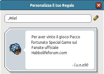 [SPECIAL GAME] Esito Pacco Fortunato! Miel_p10