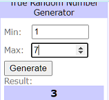[SPECIAL GAME] Esito: QDCP! Rando404