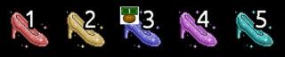 [HLF GAME] I cattivi delle favole: Esito scegli la scarpetta #1 - Pagina 2 Scarpe10