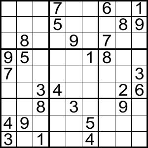 [HLF GAME] Missione: Sudoku! Sudoku12