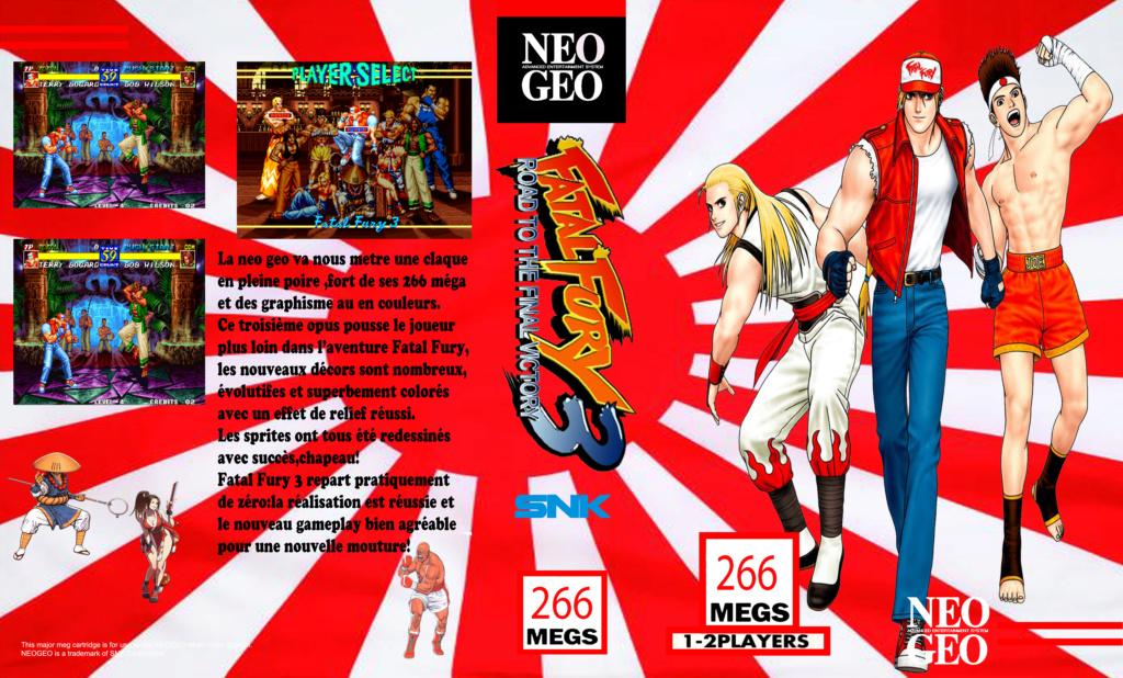 insert neo geo AES japan Fatal_10