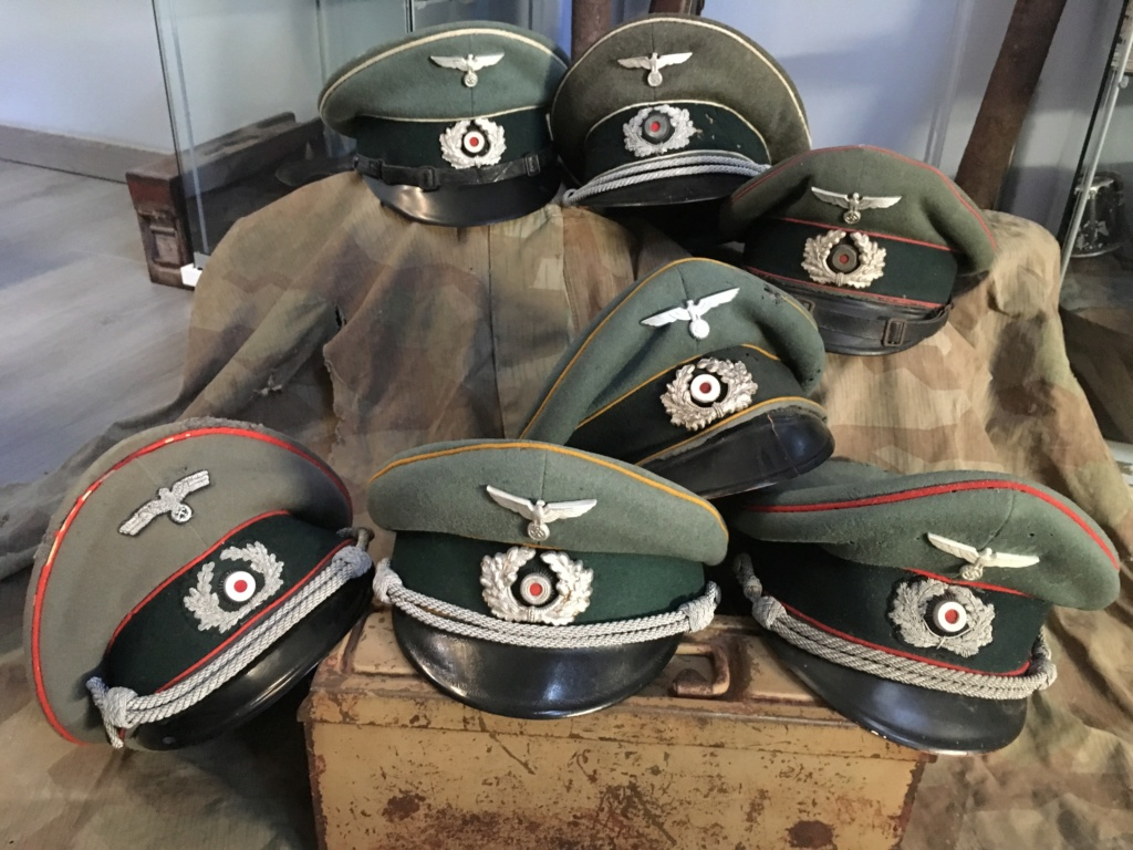 Passion Schirmmütze WW2 (casquettes sous Off / Off)  D2a42310