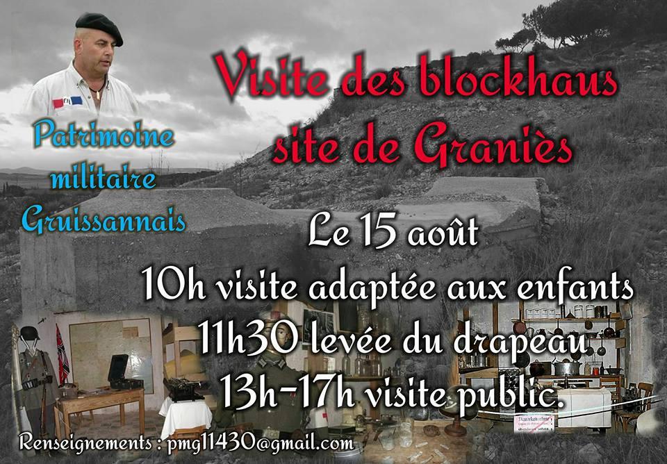 Visite du 15 aout sur l'Ayrolle  Gruissan  20525910