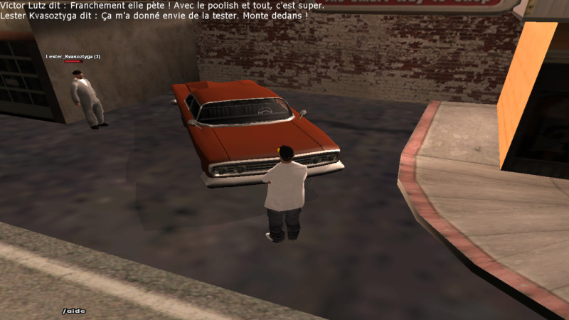Street Santos Racers | Screenshots & Vidéos Sa-mp-41