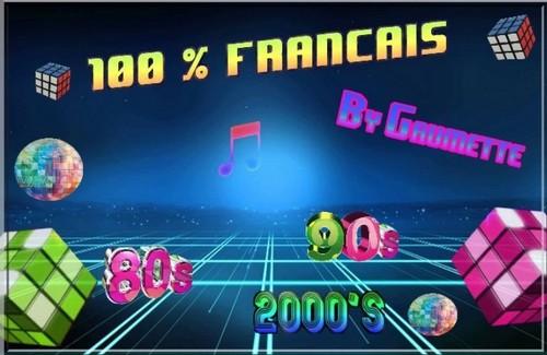 Le 100% français débarque dans ta radio  10011
