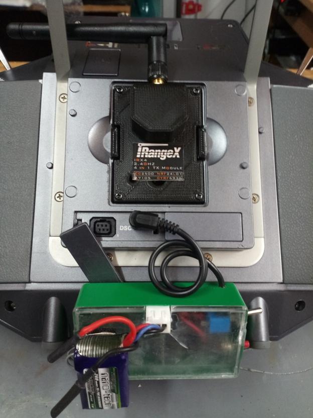 Écolage sans fil X10S Boitie13