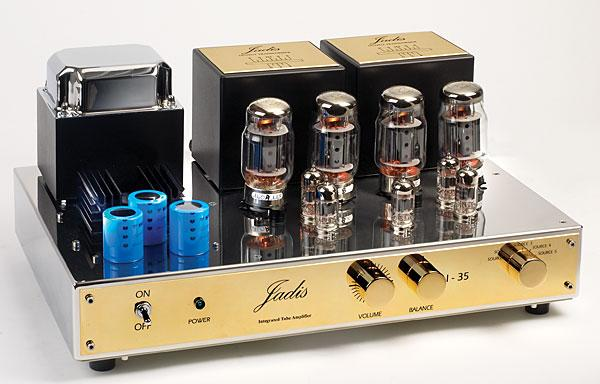 Jadis I-35 Integrated Amplifier (Showroom Unit)  114jad11