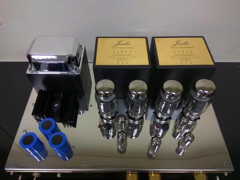 Jadis I-35 Integrated Amplifier (Showroom Unit)  14518811
