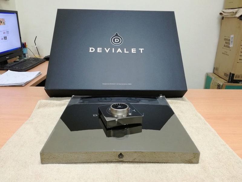 Devialet D-250 Integrated Amplifier  17203710