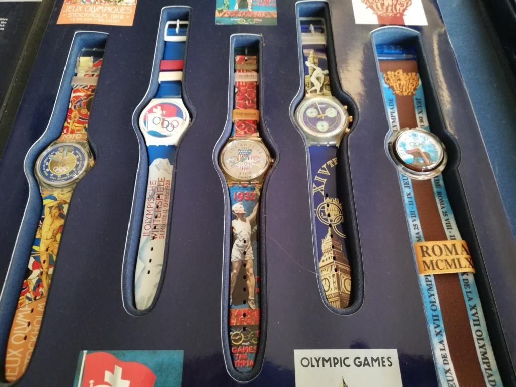 [Baisse de prix][Vends] Coffret Swatch Jeux Olympique (limité 0200/9999) Img_2228