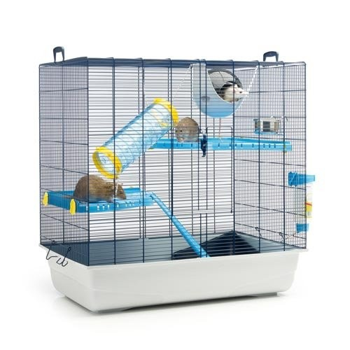 A Vendre Cage Ferplast Furet/Rat/ Rongeur XL et Cage Freddy Savi 92 RP Cage-f10
