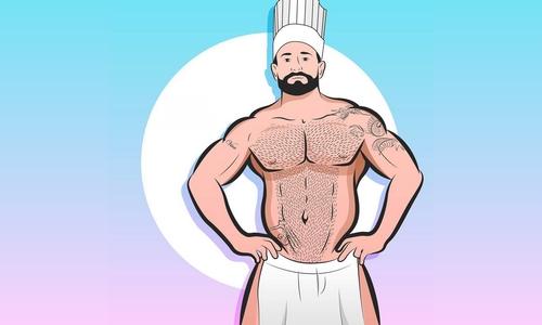Qui fait la cuisine chez vous ? 1chef10