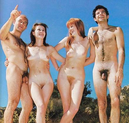 Aimez-vous le vintage en photos naturistes ? Autumb23