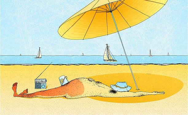 Usez vous de lotion solaire sur vos parties génitales? Istock12