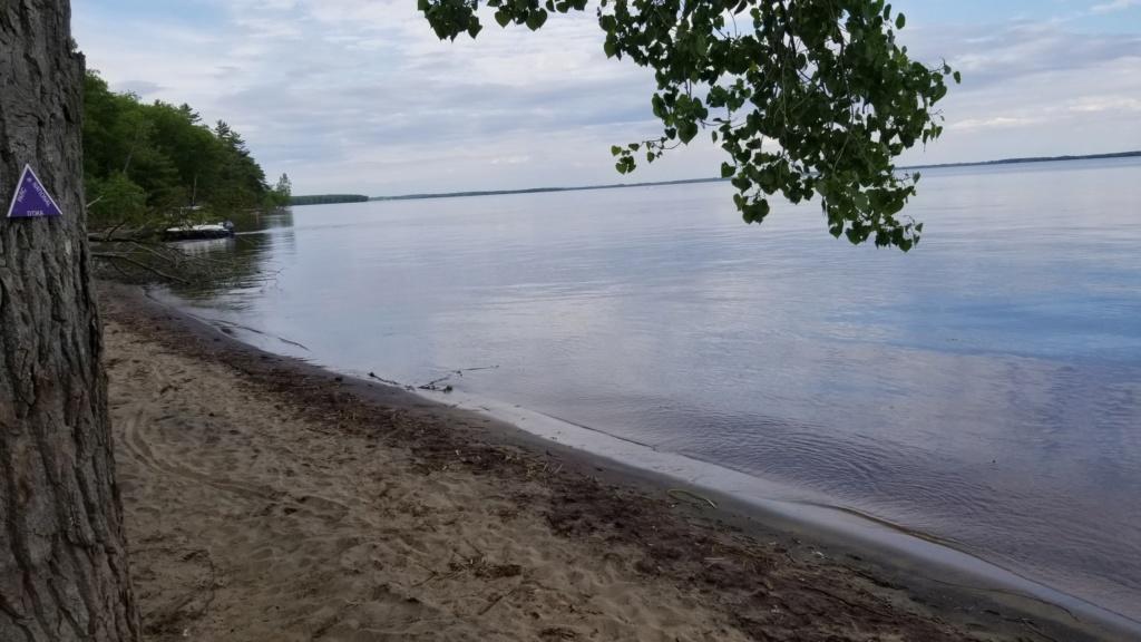 État des plages printemps-été 2019 Oka20110