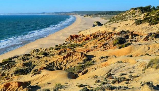Naturisme au Portugal  Plagen10