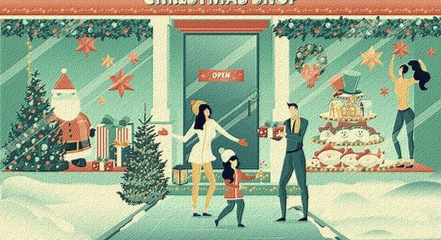 Quel grand magasin pour Noel quand vous étiez petit ? Zzzzzz13