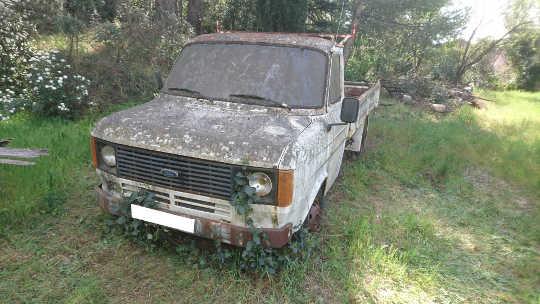 [ Ford transit 2.4 diesel an 1978 ] moteur qui à redémarrer Dsc_4910