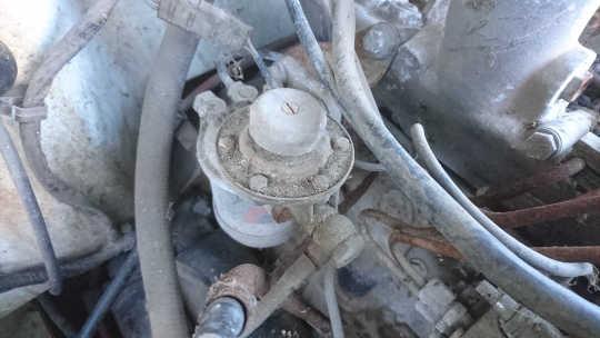 [ Ford transit 2.4 diesel an 1978 ] moteur qui à redémarrer Dsc_4912