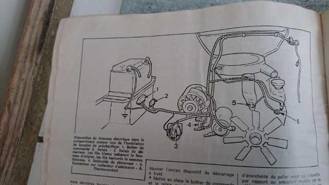 [ Ford transit 2.4 diesel an 1978 ] moteur qui à redémarrer Dsc_4913