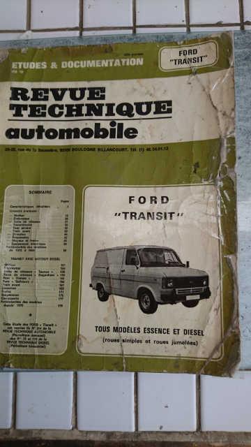 [ Ford transit 2.4 diesel an 1978 ] moteur qui à redémarrer Dsc_4914