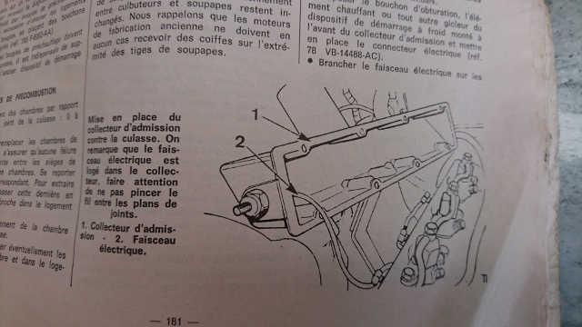 [ Ford transit 2.4 diesel an 1978 ] moteur qui à redémarrer Dsc_4915