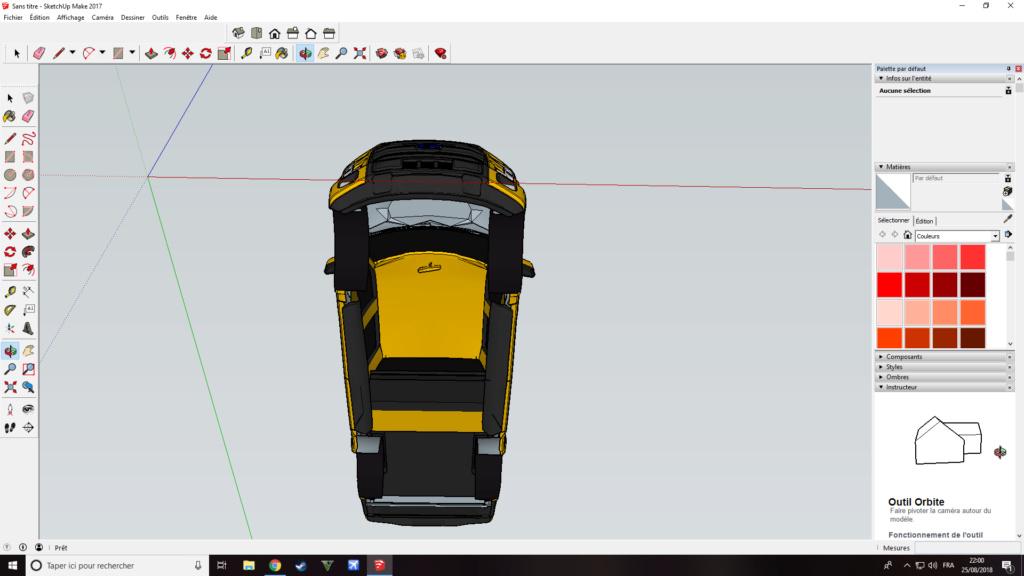 Créer sa propre carro en 3d avec seulement 2 logiciels gratuits Captur10