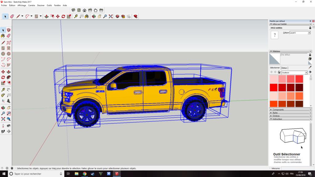 Créer sa propre carro en 3d avec seulement 2 logiciels gratuits Captur11