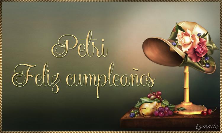 FELIZ CUMPLEAÑOS PETRUCHA / 25 / DE/ DICIEMBRE/ 2019 Petri_10
