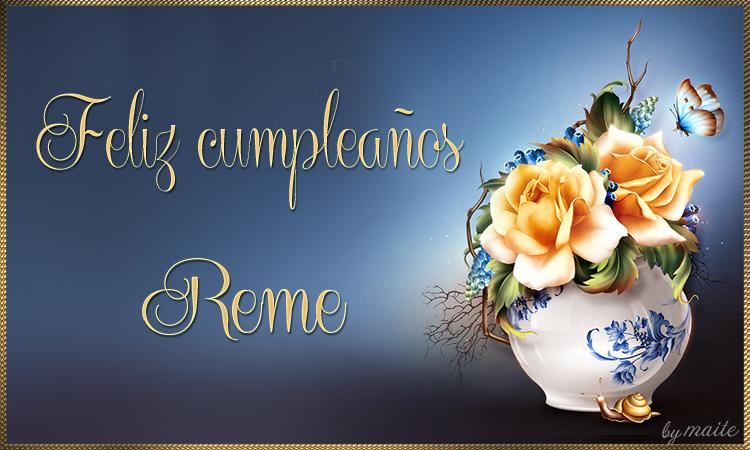 FELIZ CUMPLEAÑOS REME/24/ DICIEMBRE / 2019 Reme_211