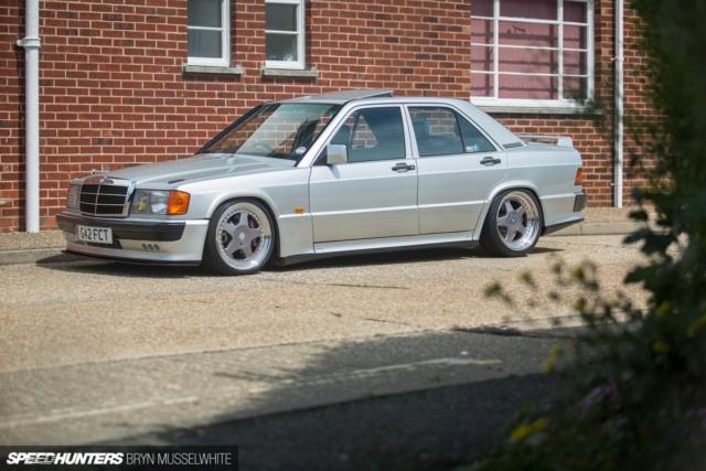 Mercedes 190e 2.3 16v mira 110